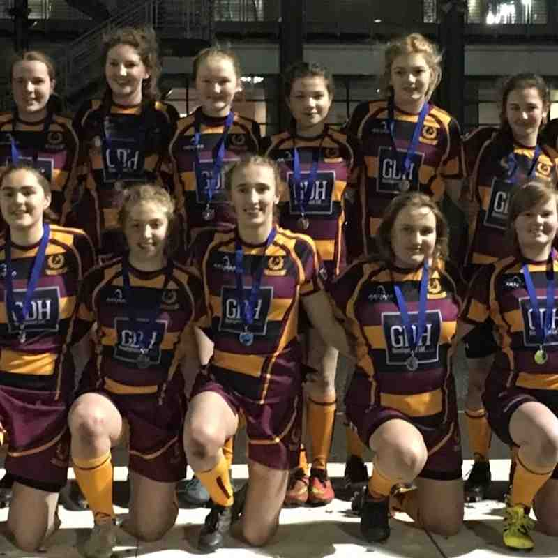 160325 Ellon U18 GIRLS Shield Final