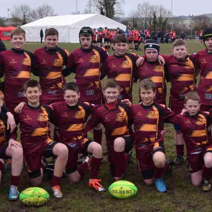 U13 North Wales Tour Review 160403