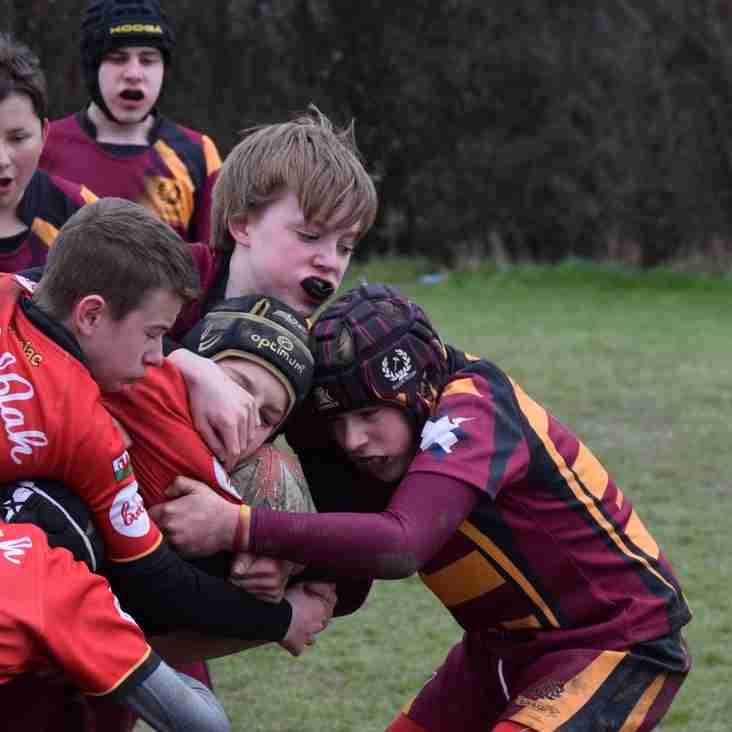160402 Weekend Review for Ellon Rugby
