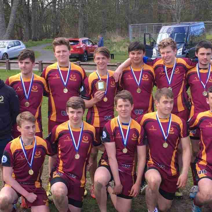 160501 Weekend Review - Summer 7S for ELLON RUGBY