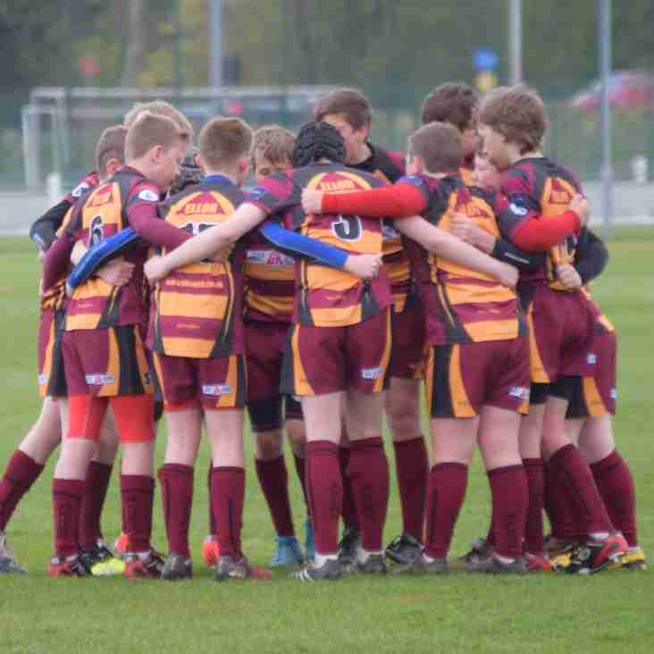 Ellon Rugby are completing a Youth Age Band Review - OPEN LETTER