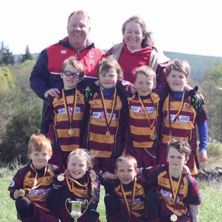 160515 Weekend Review - Great wins for Ellon teams!