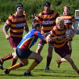 Big Win For Ellon First XV against Deeside