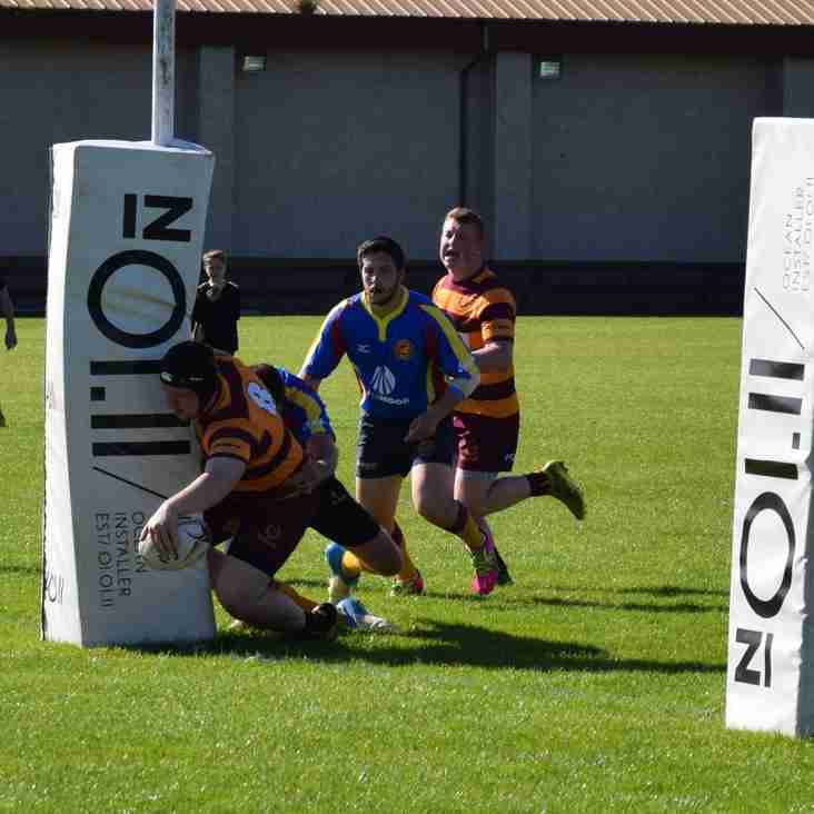 160904 Weekend Rugby Review for Ellon Rugby