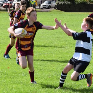 U14 Lose out in Perth