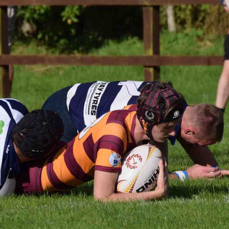 160910 First XV V Banff