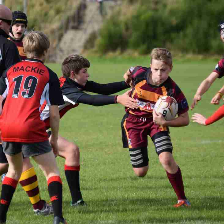 160926 Weekend Review for Ellon Rugby