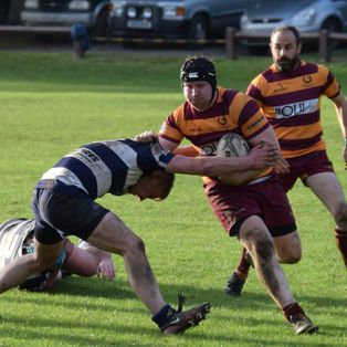 Ellon First XV continue to Improve