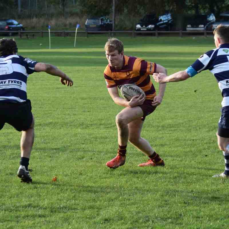 161922 Banff V Ellon First XV