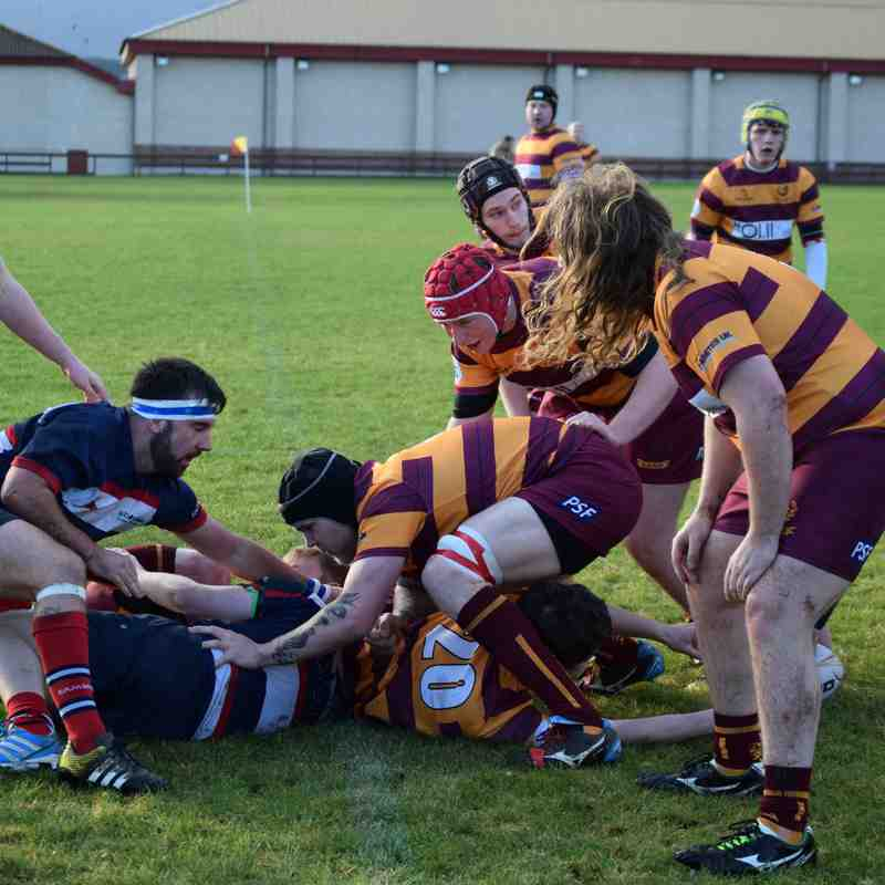 161105 Ellon First XV v Aberdeen