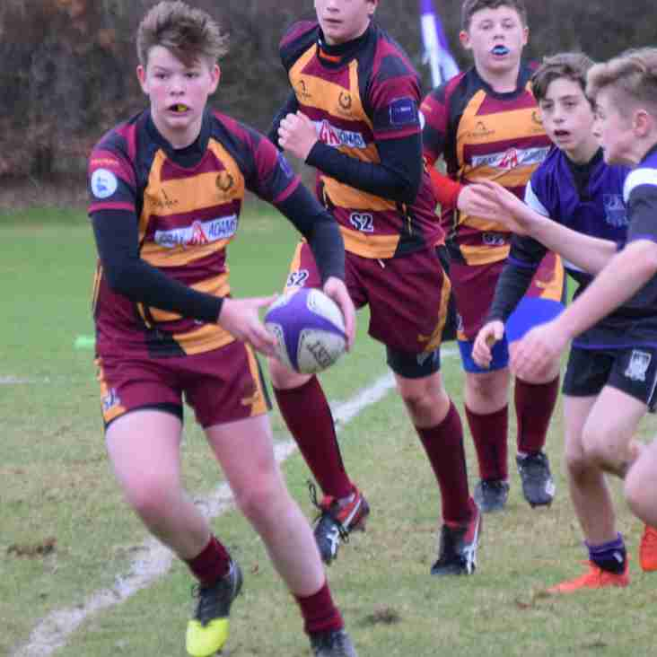 161127 Weekend Review Ellon Rugby