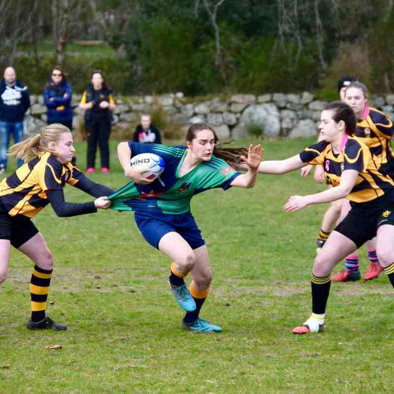 170409 Grampian Girls U18 V Annan