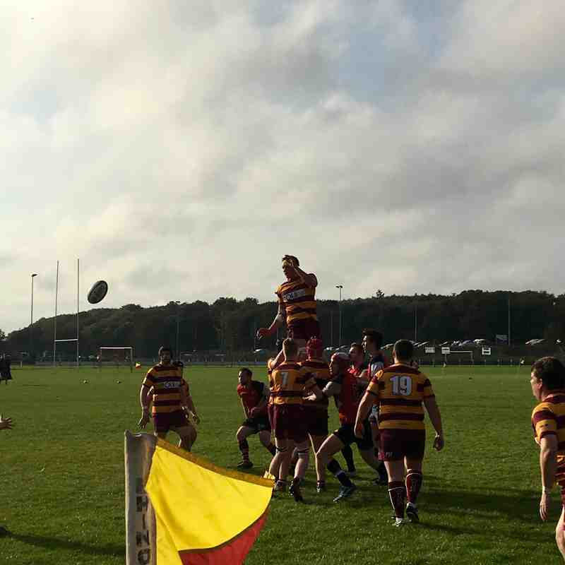 170923 First XV V Medics