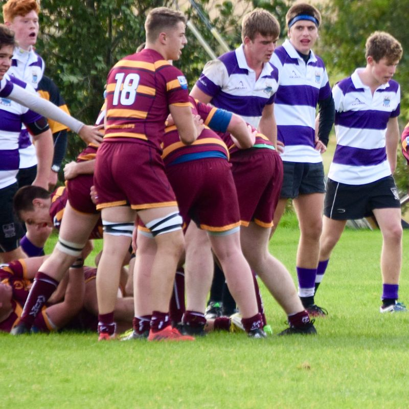 171201 Weekend Preview for Ellon Rugby