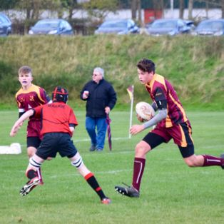 Ghosts laid to rest as Ellon U15 beat Mackie!