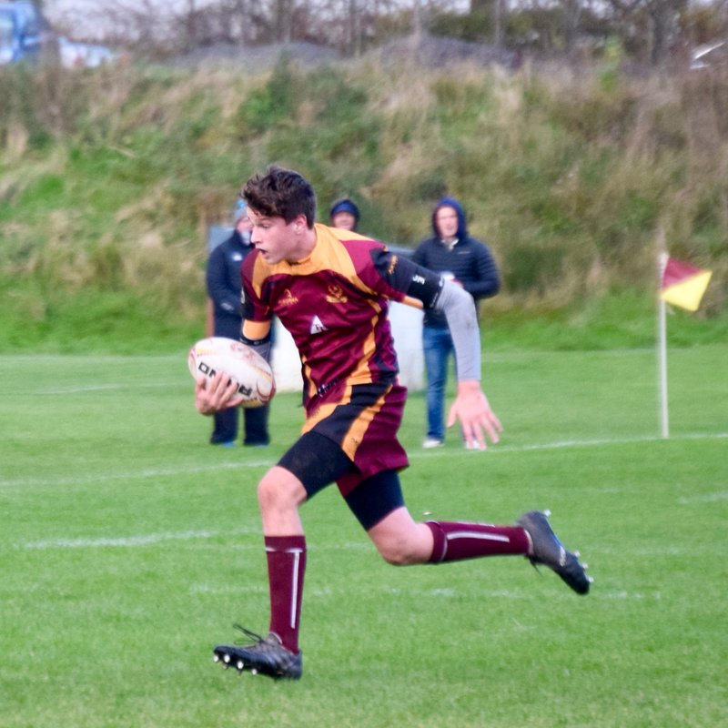 171105 Weekend Ellon Rugby Review