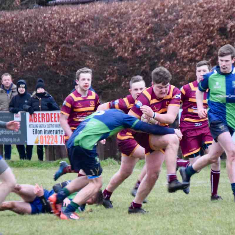 180113 U18 V Boroughmuir