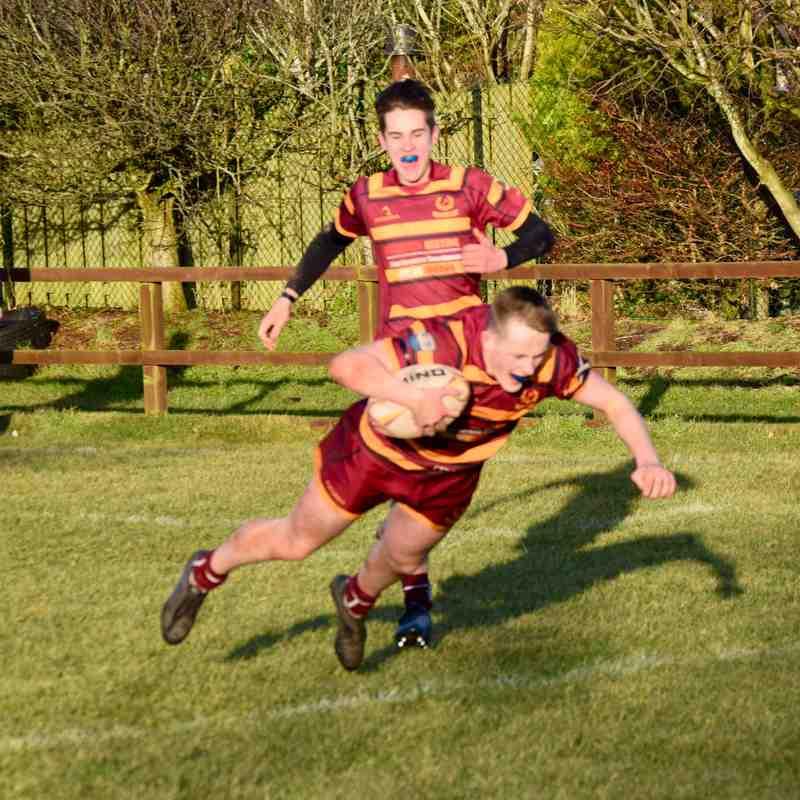 180127 Ellon U18 V Kirkcaldy Caley Cup