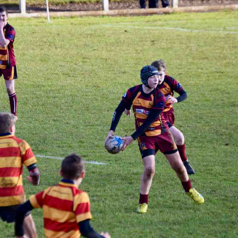 180204 U14 West V Ellon
