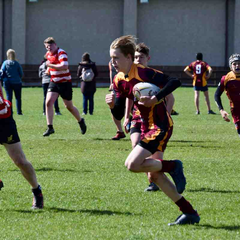 180421 U15 Ellon 7s Tournament