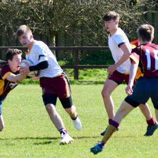 Win for U15 in home 7s
