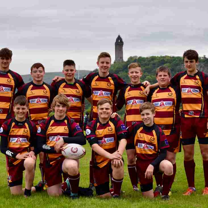 180520 Weekend Review - ELLON RUGBY GAIN PROMOTION!