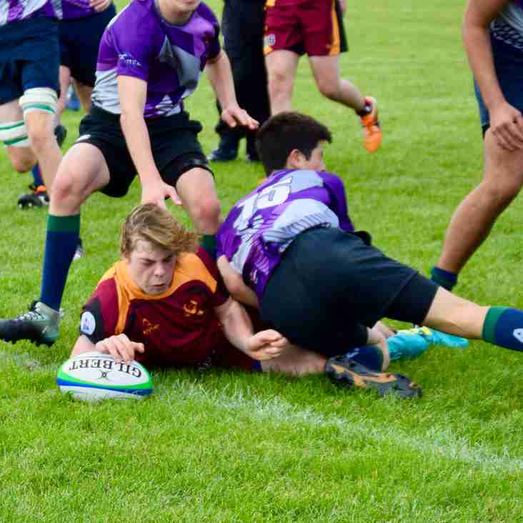 Weekend Review - 180901 Ellon First XV First game of the season in Caley 1, & Youth Section take on Granite City