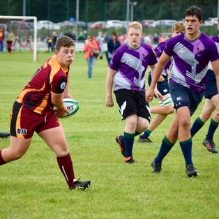 Ellon U16 take a close game against Granite City