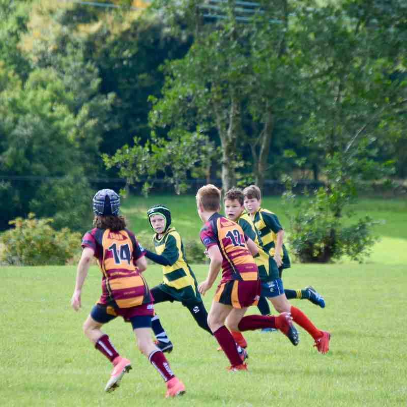 180909 U13 Ellon V Muntly
