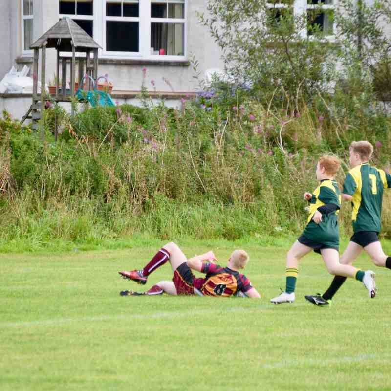 180909 U14 Ellon V Muntly