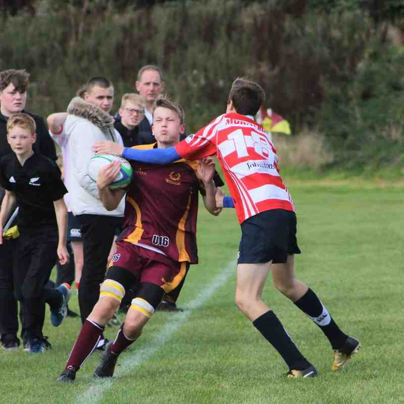 180909 U16 Ellon V Muntly