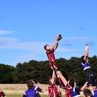 Big win at Gordonstoun for U16