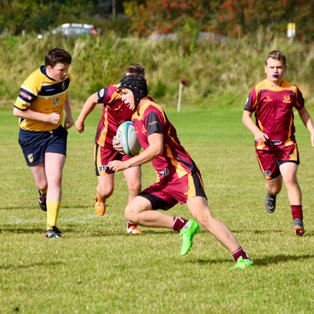 Flat out rugby for Ellon U16