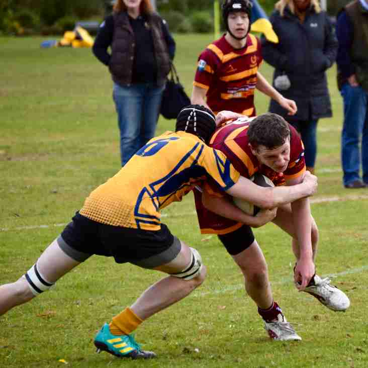181006 Weekend review Tough game for Ellon First XV