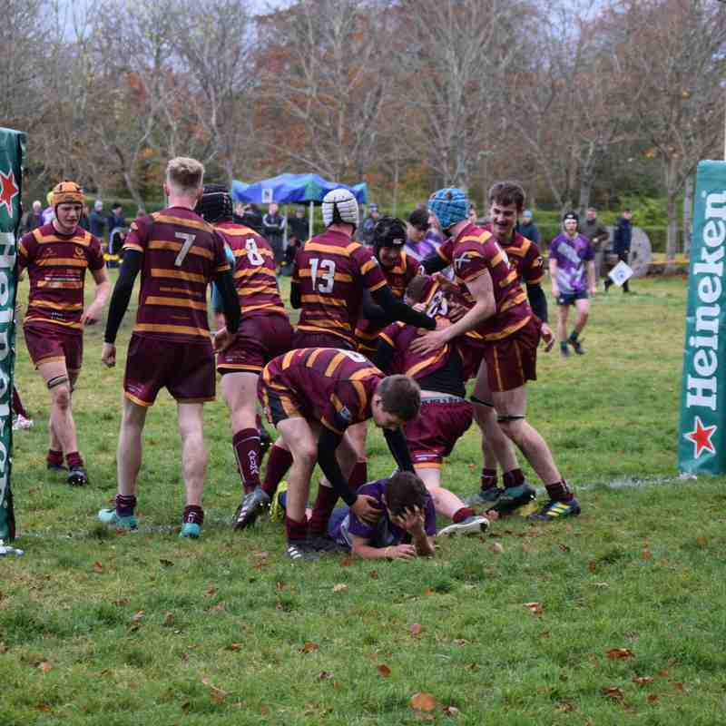 181103 U18 GC v Ellon