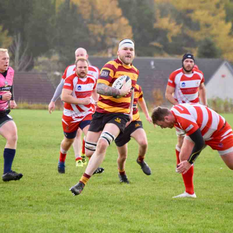 181103 1XV Ellon V Alloa