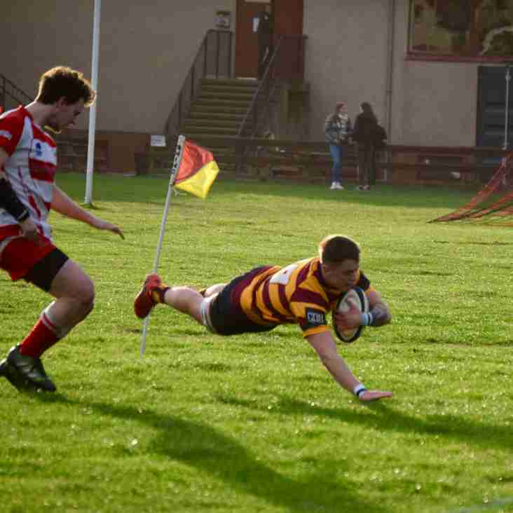 181104 - Weekend Review Big wins for Ellon Rugby