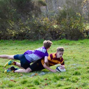 Tough loss for Ellon U16 at Granite City