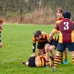 181202 U16 Ellon 22-17 Deeside