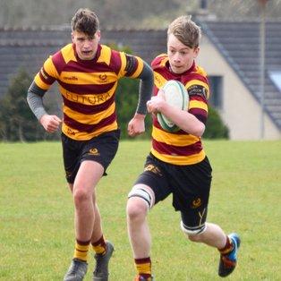 Big win for Ellon U16 sets up Final against Kirkcaldy