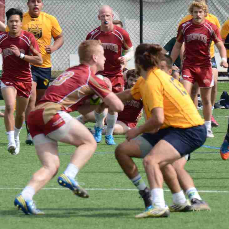 DU Rugby Back in Training