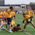 DU Rugby pulls away late to defeat Bears 51-27