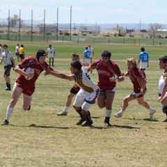 [#11] DU RUGBY QUALIFIES FOR PAC-WEST CHAMPIONSHIP WITH 39-27 WIN OVER ST. EDWARDS UNIVERSITY
