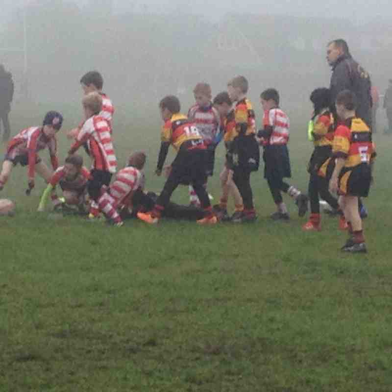 U9's Southport vs Sefton