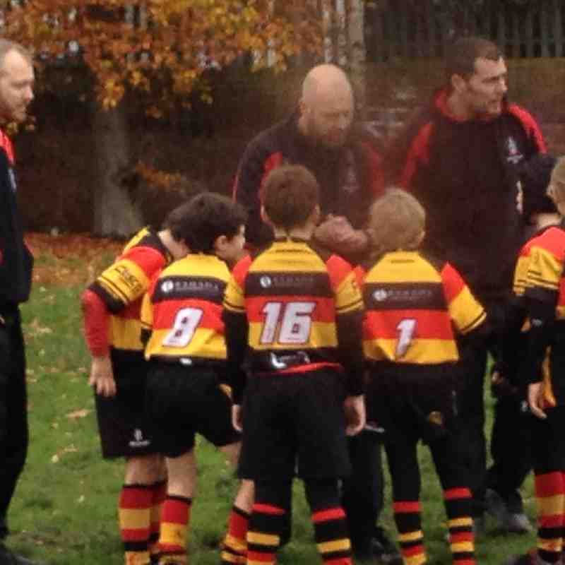 Southport U9s vs Ormskirk