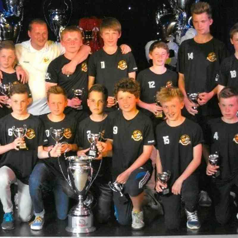 North Devon Championship Winnners