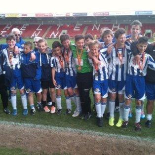 City Lads Triumph in Cup final win