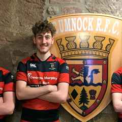 France Beckons for Cumnock Rugby Talent