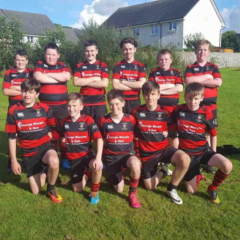 U15 Team 2016 17