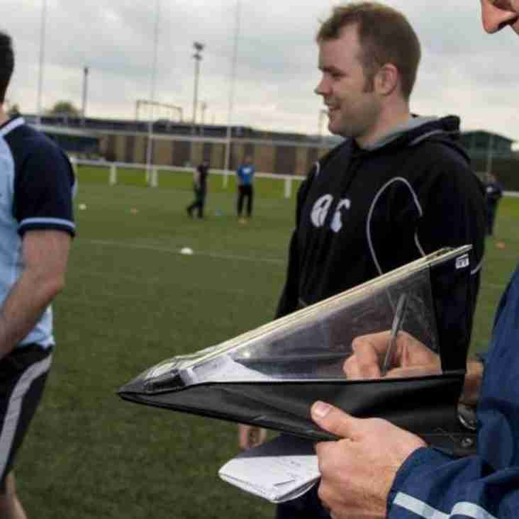 Start Rugby Coaching Course